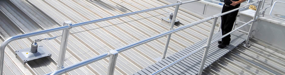 Walkways Safety Legislation Walksafe Aluminium