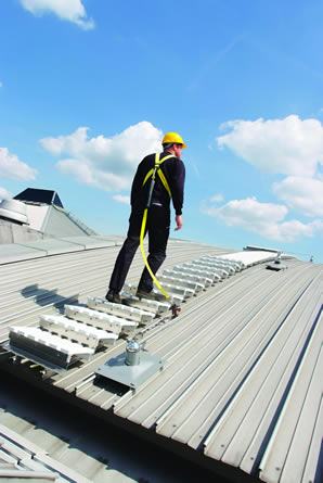 Inclined Cable Based Systems Ensuring Safety At Height