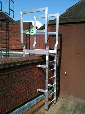Ladders And Platforms Access Ladders Fixed Ladders